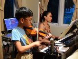 Dhanat Plewtianyingthawee plays Reiding Violin Concerto in B minor Op.35