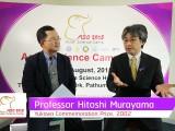 ASC 2015 Special Interviews : Professor Hitoshi Murayama