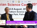 ASC 2015 Special Interviews : Professor Yongyuth Yuthavong