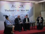 Thailand CIOs' Meet 2015 Closing Opinion: Thought Leaderships traversing a diverse and vibrant ICT