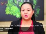 Thailand CIOs' Meet 2015 : Piyatida Thantrakul, Country Manager of TrendMicro