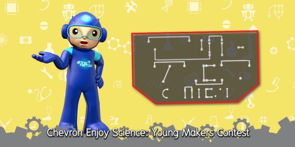 พลังวิทย์ คิดเพื่อคนไทย ตอน Chevron Enjoy Science: Young Makers Contest