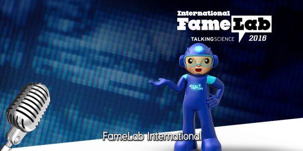 พลังวิทย์ คิดเพื่อคนไทย ตอน FameLab International