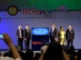 """พิธีเปิดงานมหกรรม """"Thailand Tech Show 2016"""""""