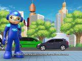 พลังวิทย์ คิดเพื่อคนไทย ตอน ระบบนับยานพาหนะและประมาณค่าความเร็วบนท้องถนน