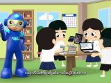 พลังวิทย์ คิดเพื่อคนไทย ตอน ประยุกต์ใช้ไอซีทีช่วยส่งเสริมการเรียนรู้ด้วยโครงการ