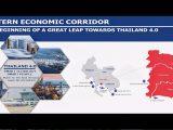 """การสัมมนาในหัวข้อ """"EECi อำนวยความสะดวกเพื่อขับเคลื่อนวิจัยและนวัตกรรมสู่ Thailand 4.0"""""""