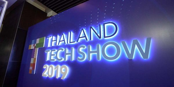 ภาพรวมการจัดงาน Thailand Tech Show 2019
