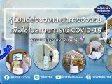 พลังวิทย์ คิดเพื่อคนไทย ตอน หุ่นยนต์ส่งของและนำทางอัจฉริยะเพื่อใช้ในสถานการณ์ COVID-19